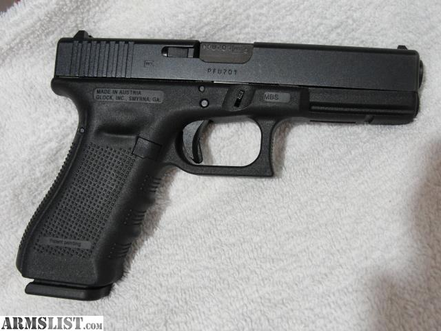 Armslist For Sale Price Lowered Glock 22 40 Cal Perfect