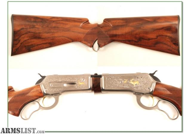 ARMSLIST - For Sale: BROWNING MODEL 71 HIGH GRADE SET RIFLE