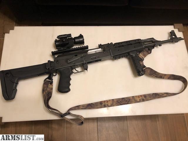 ARMSLIST - For Trade: Yugo M70 AK Sidefolder