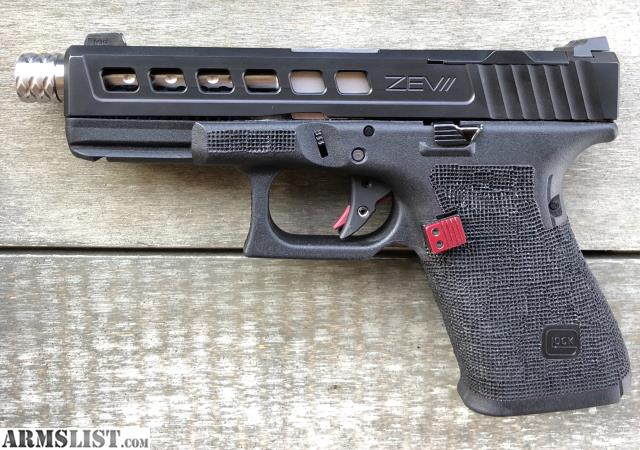 ARMSLIST - For Sale/Trade: Zev Glock 19 Gen 4