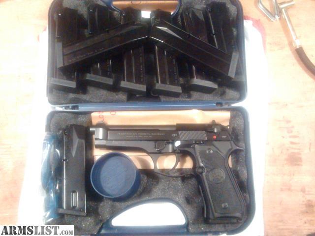 Beretta 92 Trigger Take Up