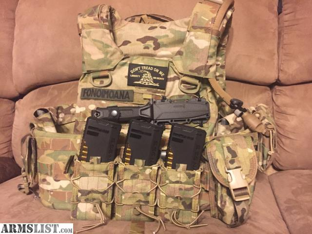 Armslist For Sale Iotv Military Plate Carrier Amp Armor