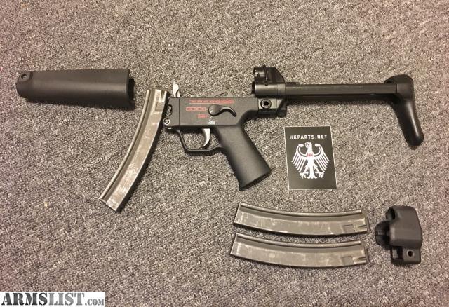 ARMSLIST - For Sale/Trade: HK MP5 Parts Kit
