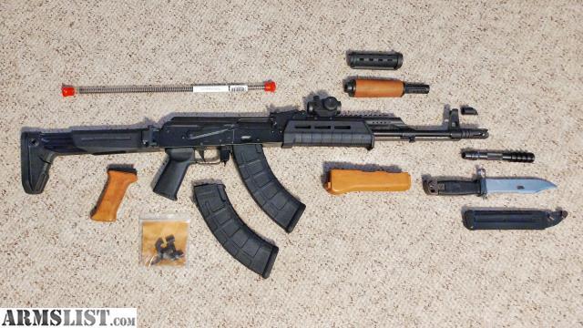 ARMSLIST - For Sale: DDI Hungarian AKM AK-47 7 62x39