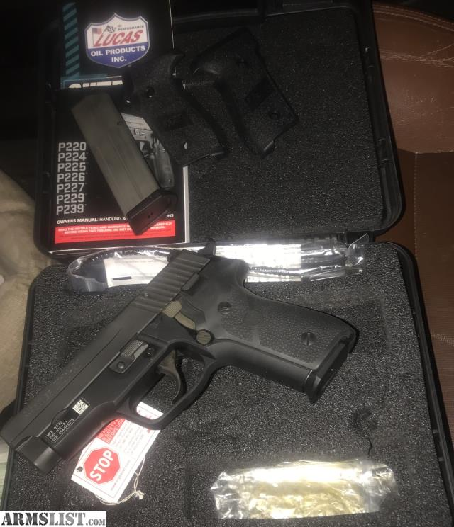 For Sale Trade Sig Sauer P229 9mm Tacpac With: For Sale/Trade: Sig Sauer M11A1. 9mm