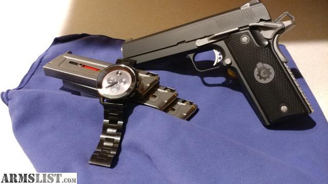 ARMSLIST - For Sale: Coonan 357 magnum 1911