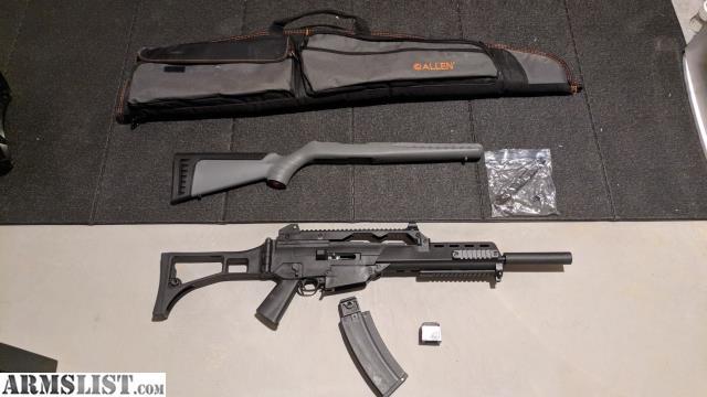 armslist for sale trade ruger 10 22 g36 archangel nomad kit