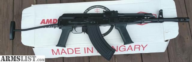 ARMSLIST - For Sale/Trade: Hungarian FEG, AMD 65, TGI import