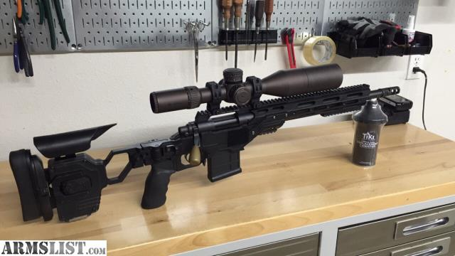 ARMSLIST - For Sale: Remington 700 in Cadex Strike Chassis