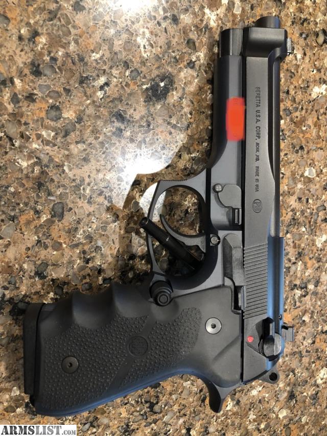 ARMSLIST - For Sale: Beretta 92FS Brigadier-9mm-Sacramento--$700