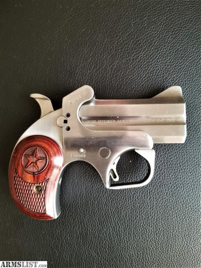 ARMSLIST - For Sale/Trade: Bond Arms Derringer -  45 Colt