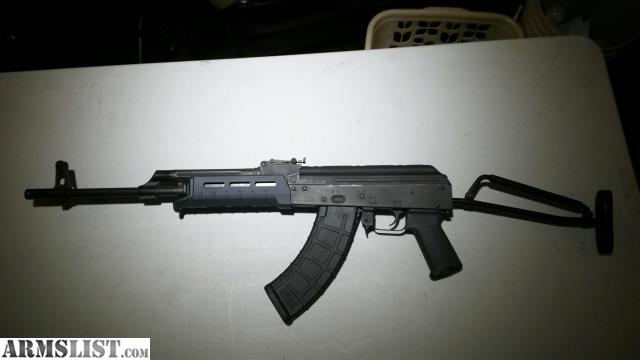 ARMSLIST - For Sale/Trade: AMD 65 Folding Stock with Magpul
