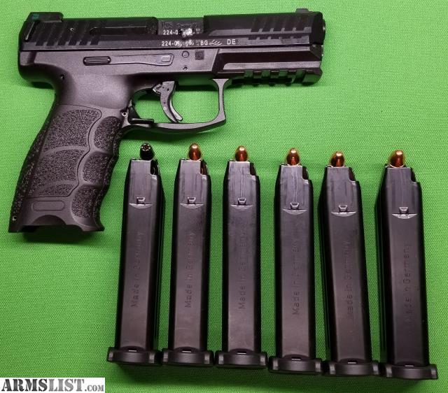 For Sale: HK VP9 LE 9mm Pistol