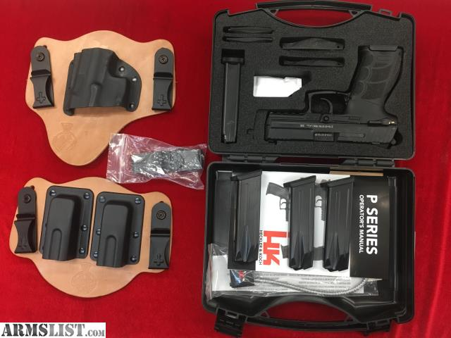 Armslist for sale lnib unfired h k p30 40 s w w 5 mags for Golden nugget pawn jewelry holiday fl