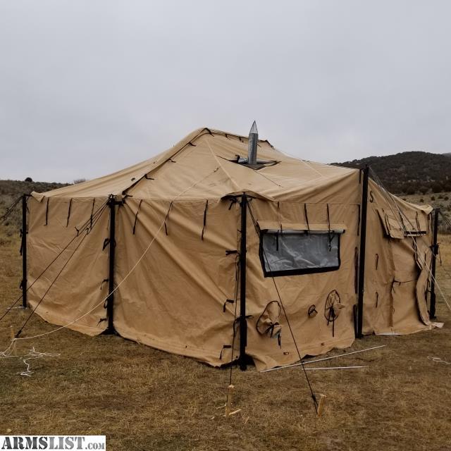Navy Surplus Tent : Armslist for sale military surplus mgpts tent