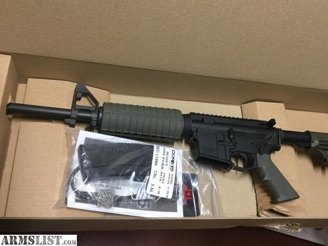 ARMSLIST - For Sale: CORE15 M4 Scout AR-15 Rifle-  223/ 5 56
