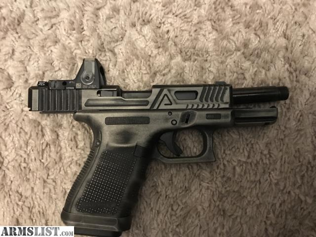 ARMSLIST - For Sale: Agency Arms Glock 19
