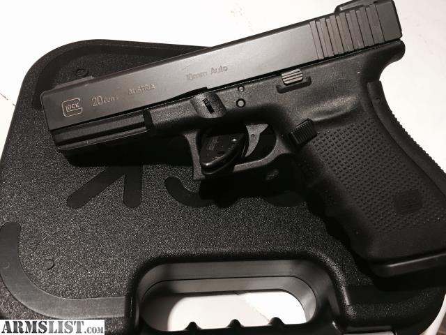 ARMSLIST - For Sale/Trade: Glock 20 Gen 4