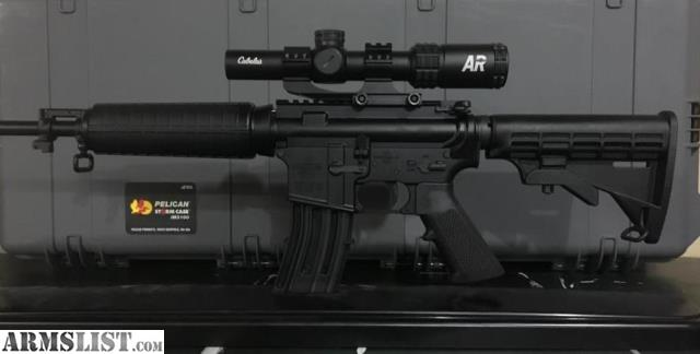 Bushmaster on sale at Cabelas!!!!!!!!!!!!! - AR15.COM
