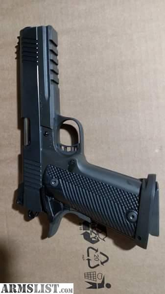 ARMSLIST - For Trade: Rock Island Tac Ultra FS HC