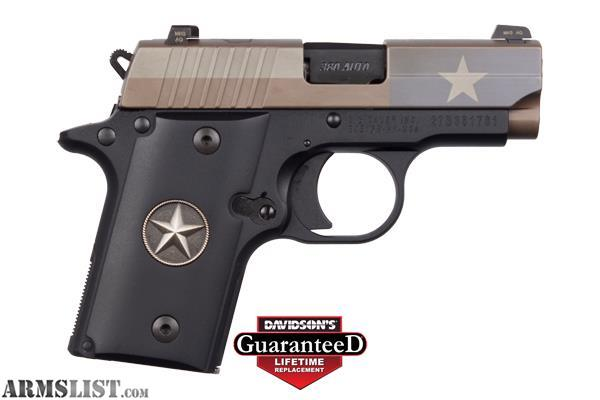ARMSLIST - For Sale: New! Sig 238 Texas Flag NoCCFees Free ...