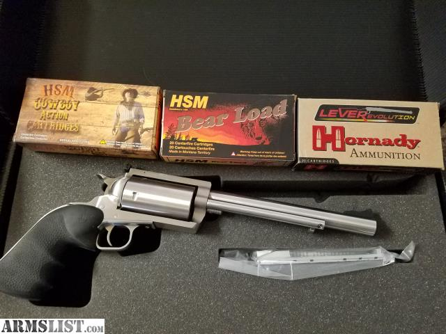 Armslist For Sale Magnum Research Bfr 45 70 W Extras