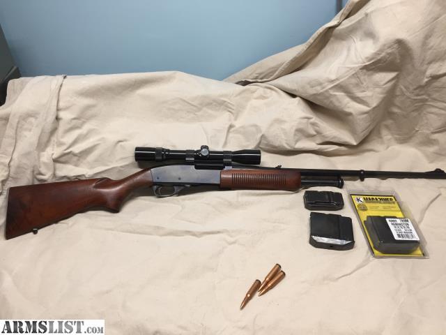 ARMSLIST - For Sale: Remington 760  308 pump