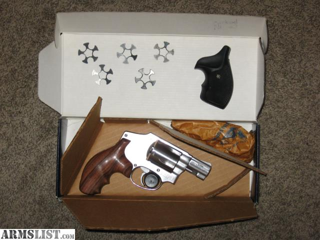 ARMSLIST - For Sale: Smith & Wesson 940 Revolver - 9mm