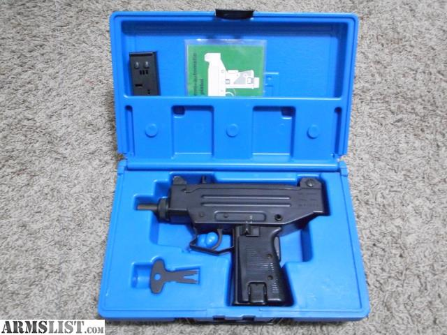Armslist For Sale Imi Micro Uzi 9mm Pistol Action Arms