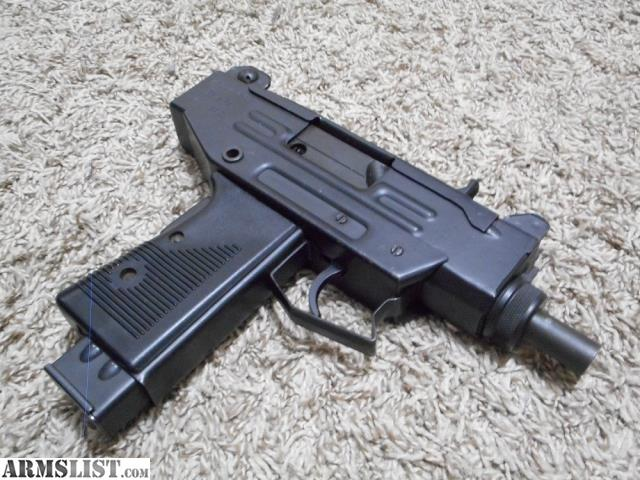 Ps90 For Sale >> ARMSLIST - For Sale: IMI MICRO UZI 9MM PISTOL ACTION ARMS