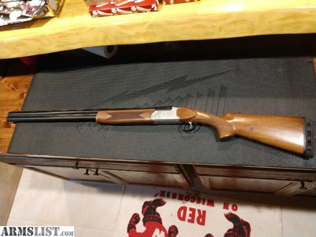 ARMSLIST - For Sale: Stevens 555 Deluxe Over Under 12 ga Shotgun