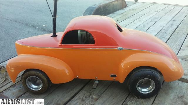 Armslist For Sale 41 Willys Coupe Go Kart