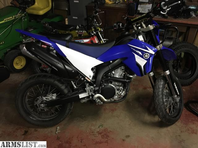 armslist for sale trade yamaha wr250x trade for guns