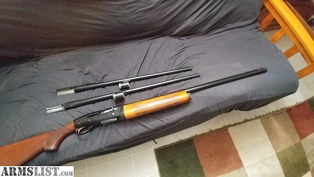 Xl900 barrel