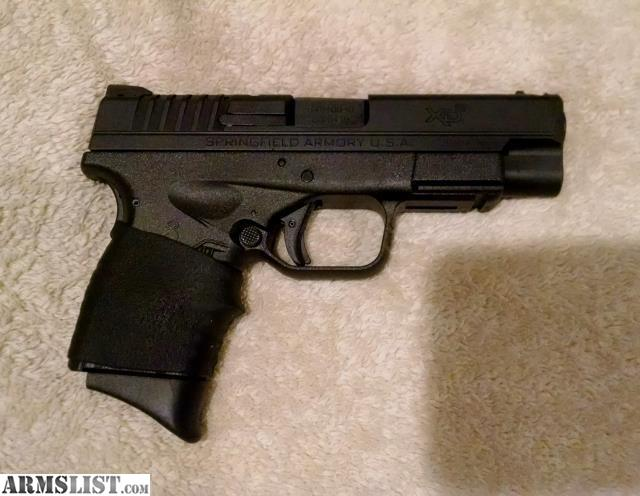 Armslist For Sale Springfield Xd S 4 9mm New Never Fired W