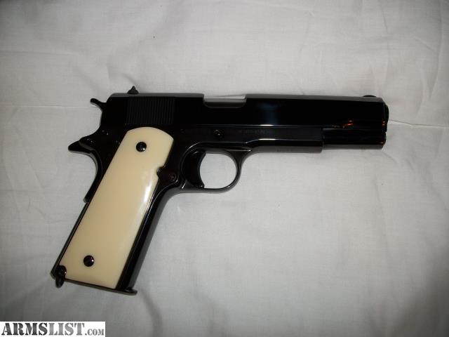 ARMSLIST - For Sale: Cimarron Arms 1911A1