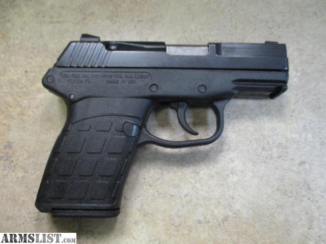 ARMSLIST - For Sale: Kel Tec PF-9 Semi Auto Compact Carry Pistol