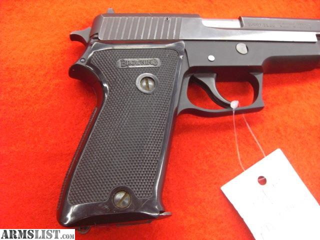 Armslist For Sale Sig Browning Bda45 45acp