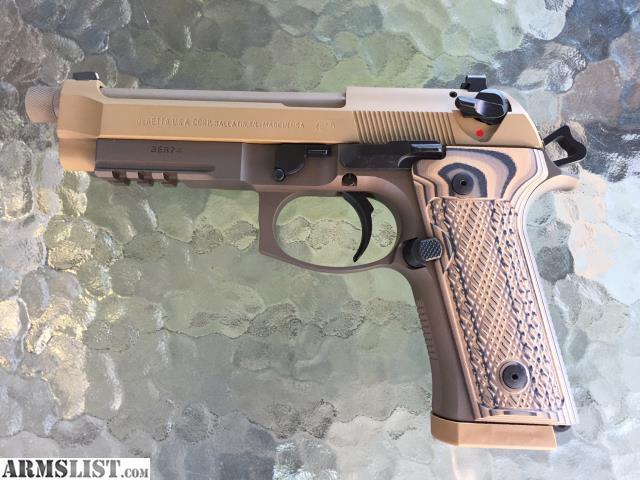 ARMSLIST - For Sale: Beretta M9A3 LNIB