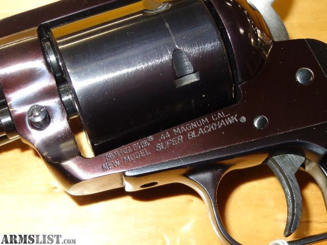 armslist for sale ruger new model blackhawk 44 mag