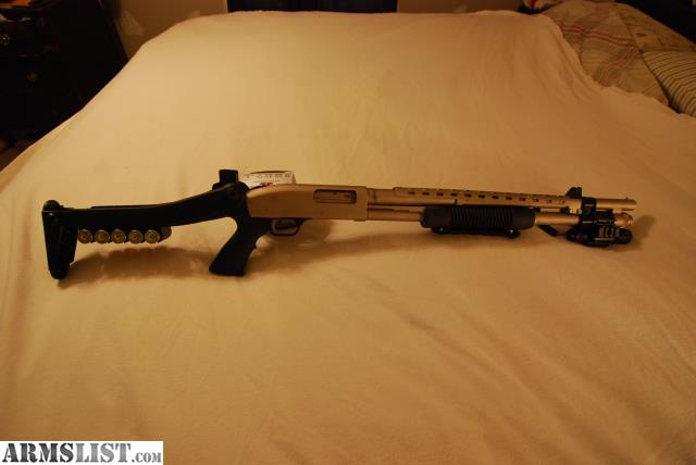ARMSLIST - For Sale: Mossberg 590 Persuader Mariner