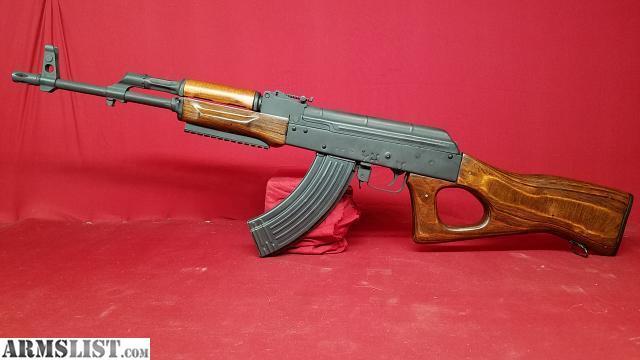 ARMSLIST - For Sale: Century Romanian WASR 10/63 7 62x39 AK-47 Semi