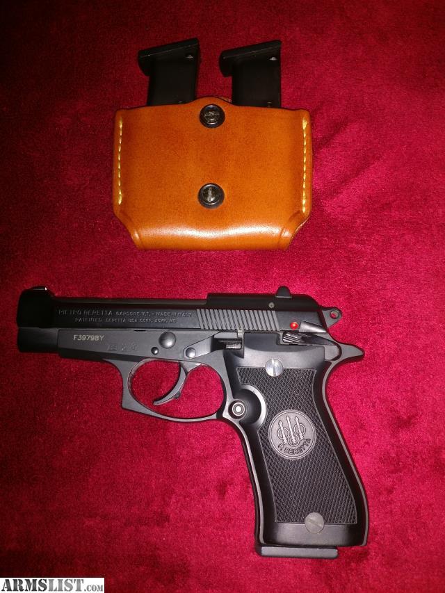 ARMSLIST - For Sale/Trade: Beretta 85FS