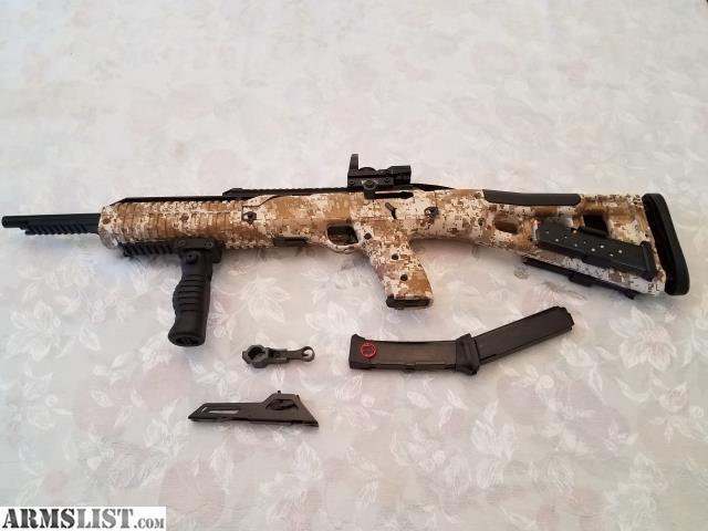 ARMSLIST For Sale HiPoint 40TS In Desert Digital Gorgeous Hi Point Carbine Magazine Holder