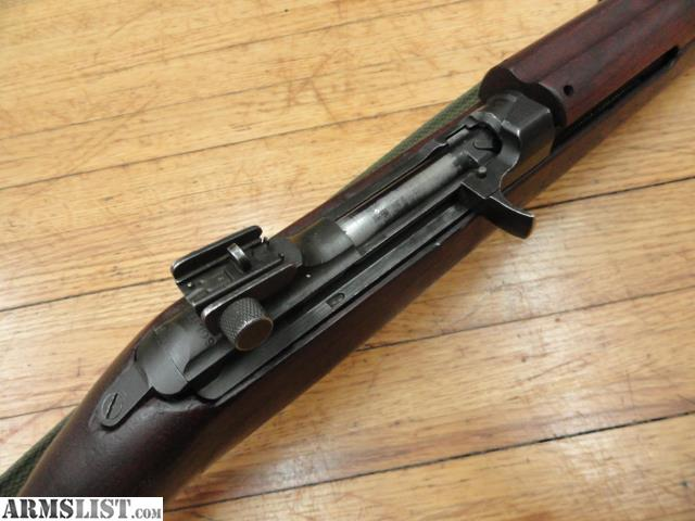 Dating winchester m1 carbine