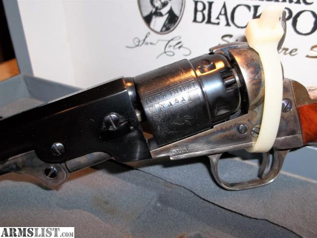 armslist for sale colt 1862 3rd gen signature series pocket navy
