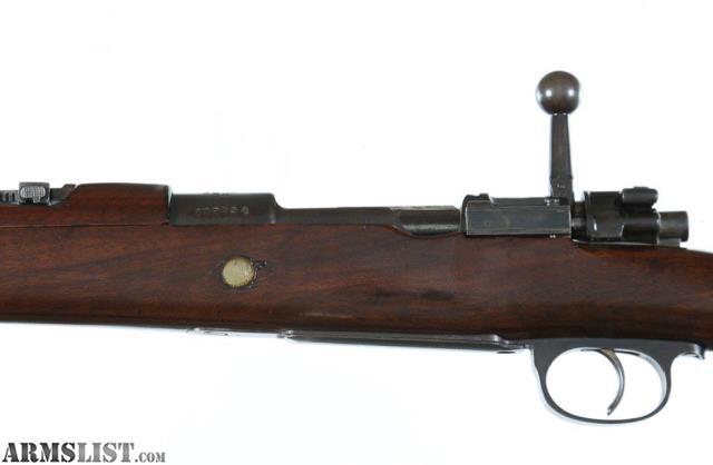 ARMSLIST - For Sale: Turkish Mauser model 03