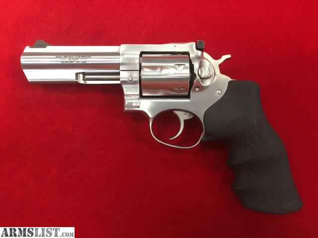 Armslist for sale ruger gp100 4 stainless 6 shot 357 for Golden nugget pawn jewelry holiday fl