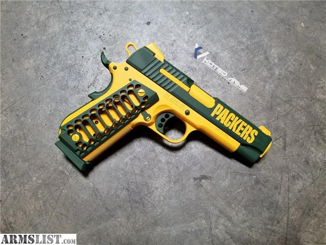 ARMSLIST - For Sale: Custom Packers Sig Sauer 1911 Nightmare