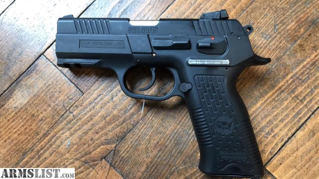 For Sale: EAA SAR ARMS K2P 9MM PISTOL